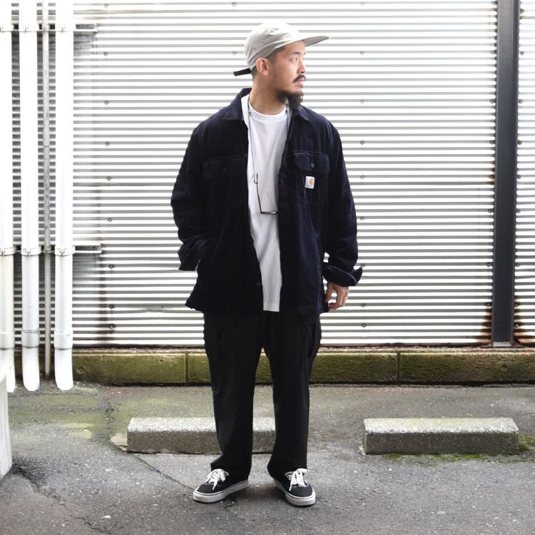 Carhartt WIP(カーハート)/Dixon Shirt Jac ディクソンシャツジャケット/メンズ【2021春夏】
