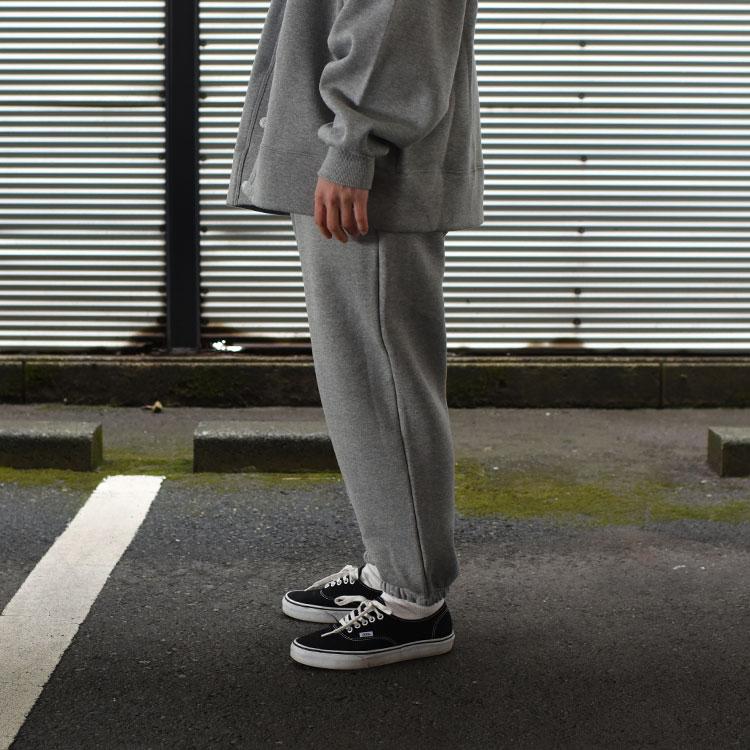 VOTE MAKE NEW CLOTHES(ヴォートメイクニュークローズ)/FAT SWT PT ファットスウェットパンツ【2021春夏】