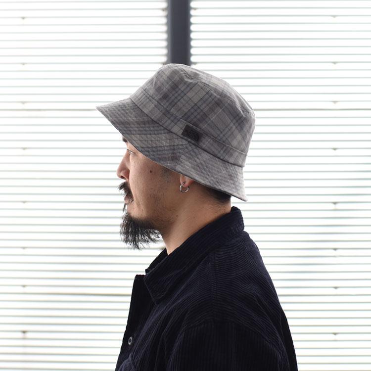 THE NORTH FACE PURPLELABEL(ザ ノースフェイス パープルレーベル)/MADRAS FIELD HAT マドラスチェック フィールドハット/メンズ【2021春夏】