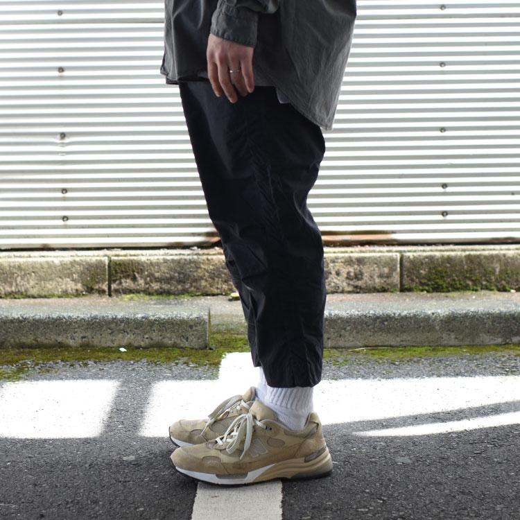 THE NORTH FACE PURPLELABEL(ザ ノースフェイス パープルレーベル)/Cropped Pants クロップドパンツ/メンズ【2021春夏】