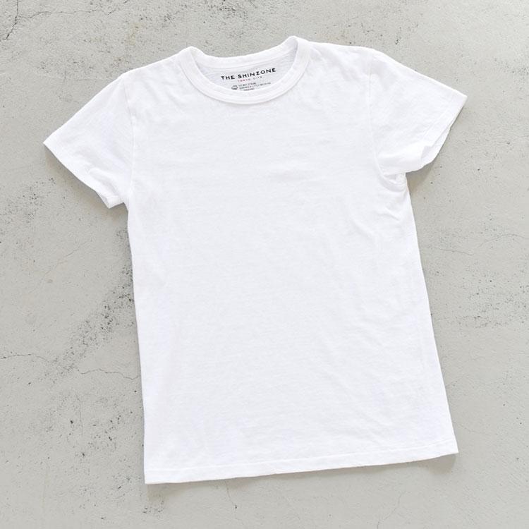 THE SHINZONE(ザ シンゾーン)/T-SHIRT Tシャツ/レディース/ザ シンゾーン Tシャツ/shinzone Tシャツ【2020春夏】【1点までネコポス可】