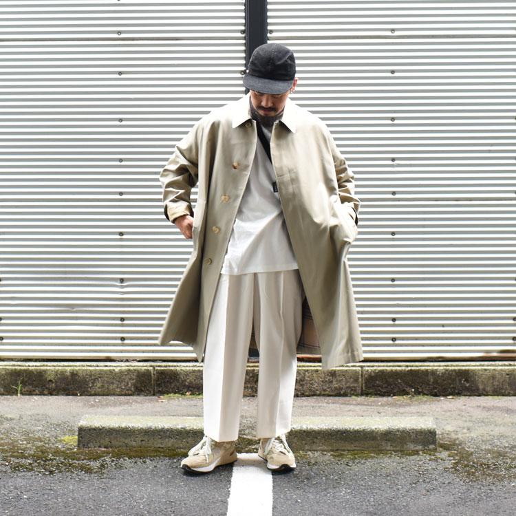 ANATOMICA(アナトミカ)/SINGLE RAGLAN 1 シングルラグランコート【2021秋冬】