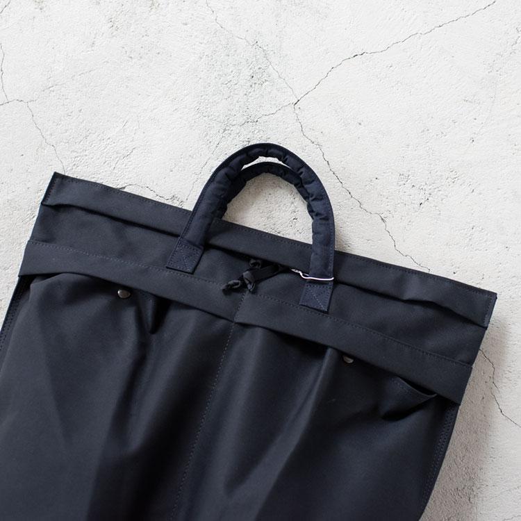 nanamica(ナナミカ)/WATER REPELLENT HELMET BAG ヘルメットバッグ/メンズ/nanamica 通販/ナナミカ 通販/ナナミカ バッグ【2021秋冬】