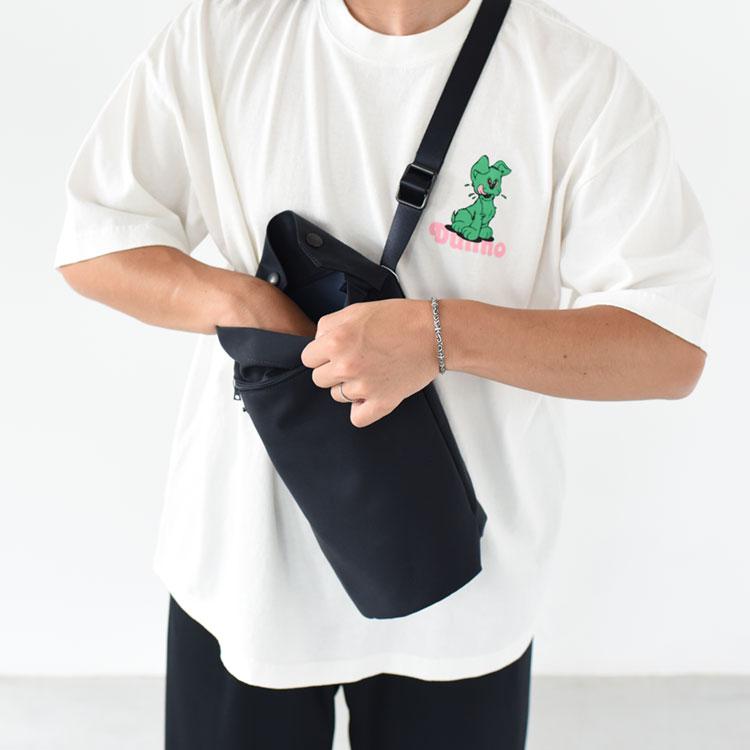 【SALE 10%OFF】nanamica(ナナミカ)/WATER REPELLEN SHOULDER BAG ショルダーバッグ/メンズ/nanamica 通販/ナナミカ 通販/ナナミカ バッグ【返品交換不可】