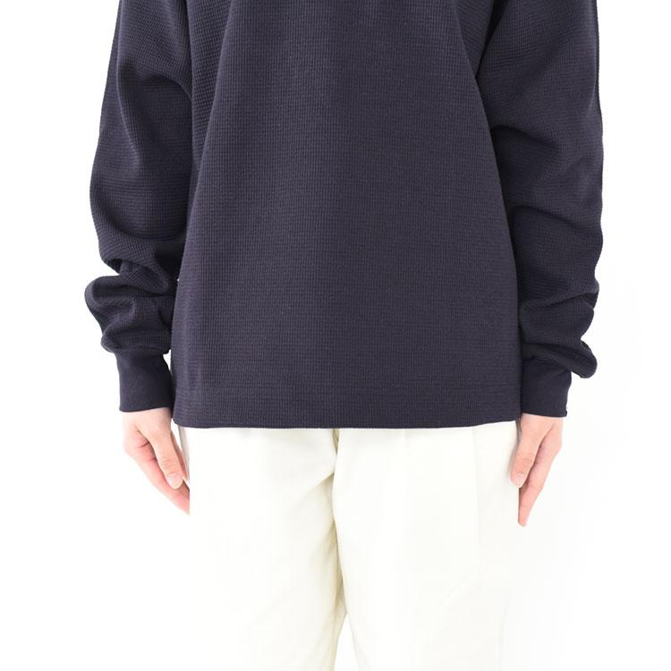 MOSHA(モシャ)/THERMAL TEE サーマルTシャツ【2021春夏】