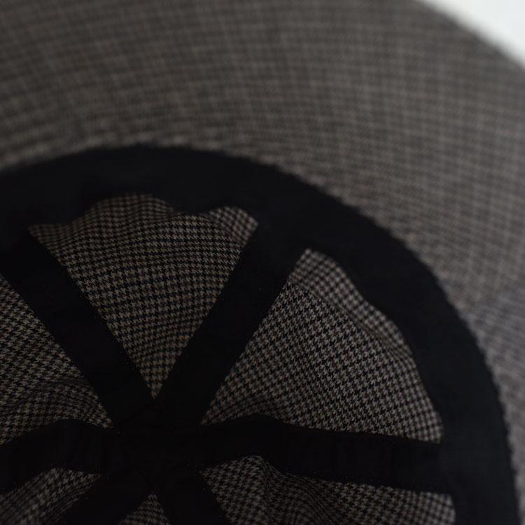 ULTERIOR(アルテリア)/COVERT CLOTH SAILOR HAT カバートクロスセイラーハット/メンズ/アルテリア 通販/ulterior 通販/ULTERIOR 服/ULTERIOR ブランド【2020秋冬】