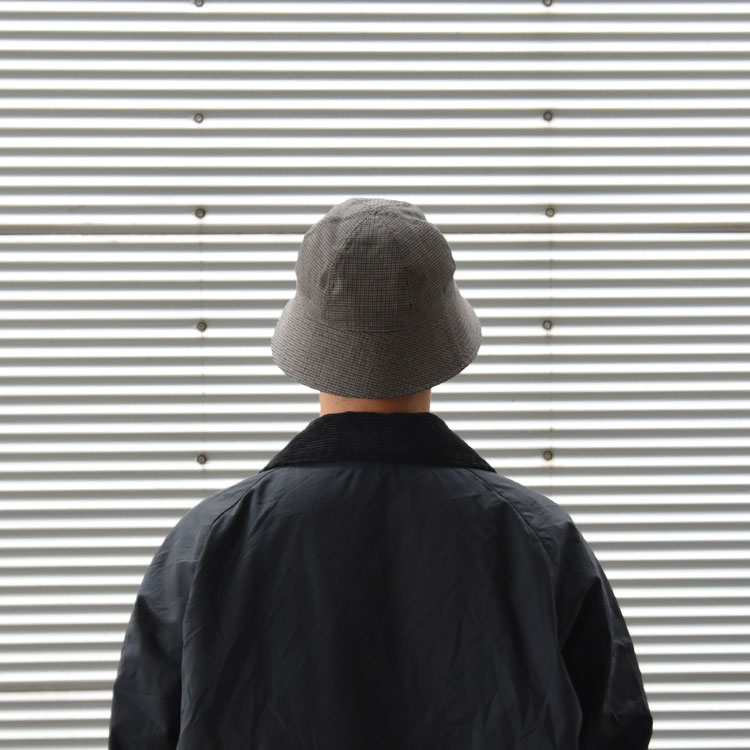 【SALE 30%OFF】ULTERIOR(アルテリア)/COVERT CLOTH SAILOR HAT カバートクロスセイラーハット/メンズ/アルテリア 通販/ulterior 通販/ULTERIOR 服/ULTERIOR ブランド【返品交換不可】