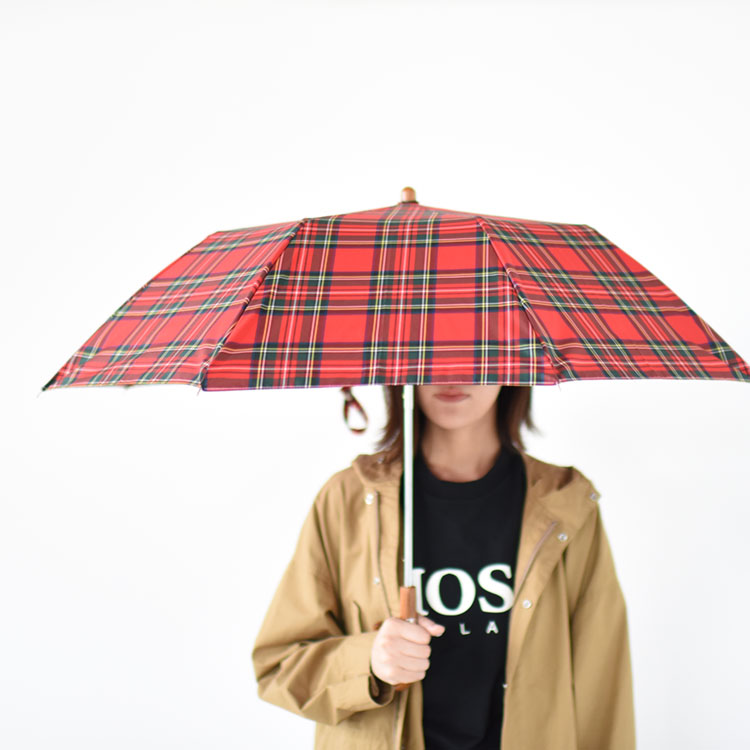 Traditional Weatherwear(トラディショナルウェザーウェア)/FOLDING RATTAN SILVER フォールディングラタンシルバー/レディース/トラディショナルウェザーウェア 折りたたみ傘/トラディショナルウェザーウェア 傘/晴雨兼用傘【2020秋冬】