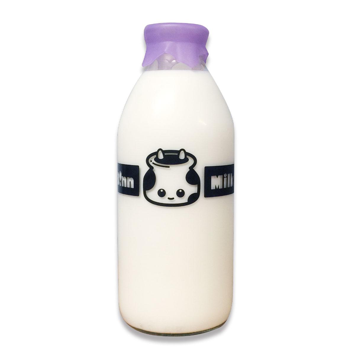 ミルクボトル