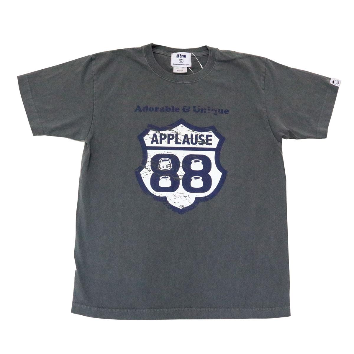 88 emblem T (Gray)