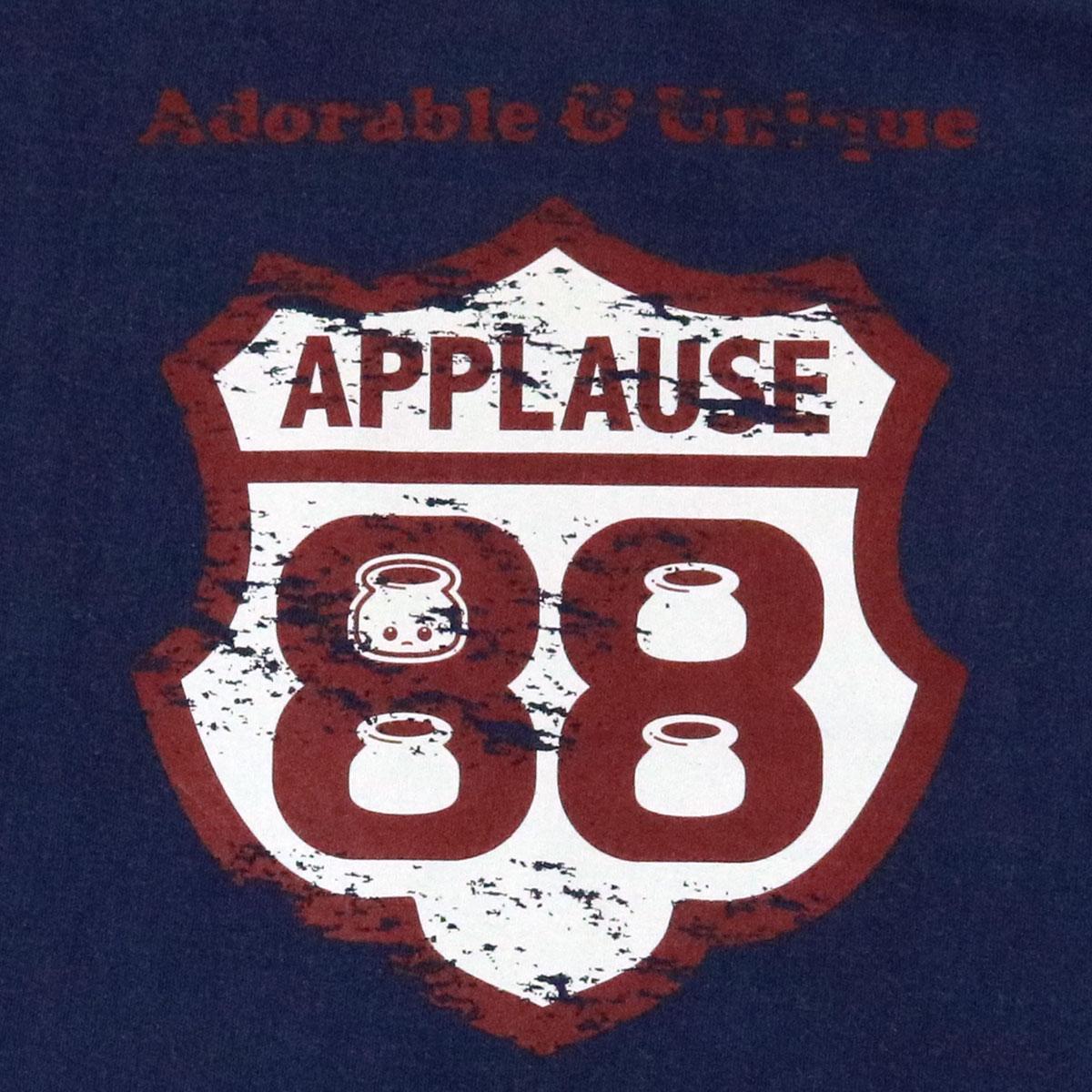 88 emblem T (Navy)