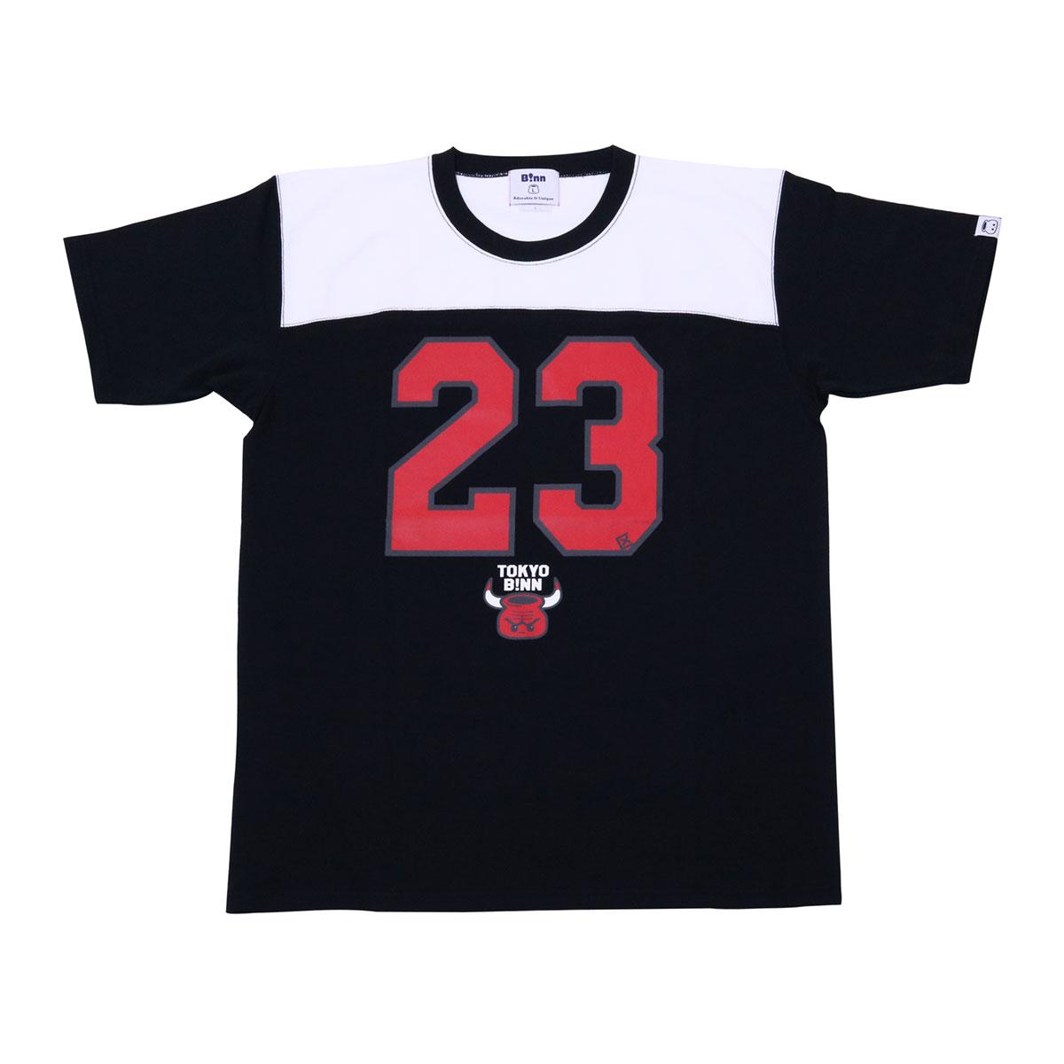 Legend Football T (Black x White)
