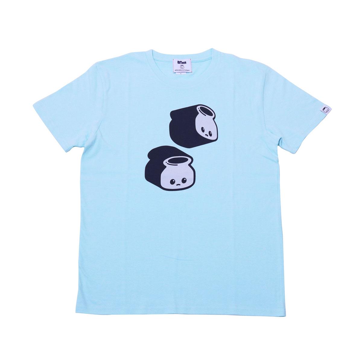 3D T-Shirts (LightBlue)