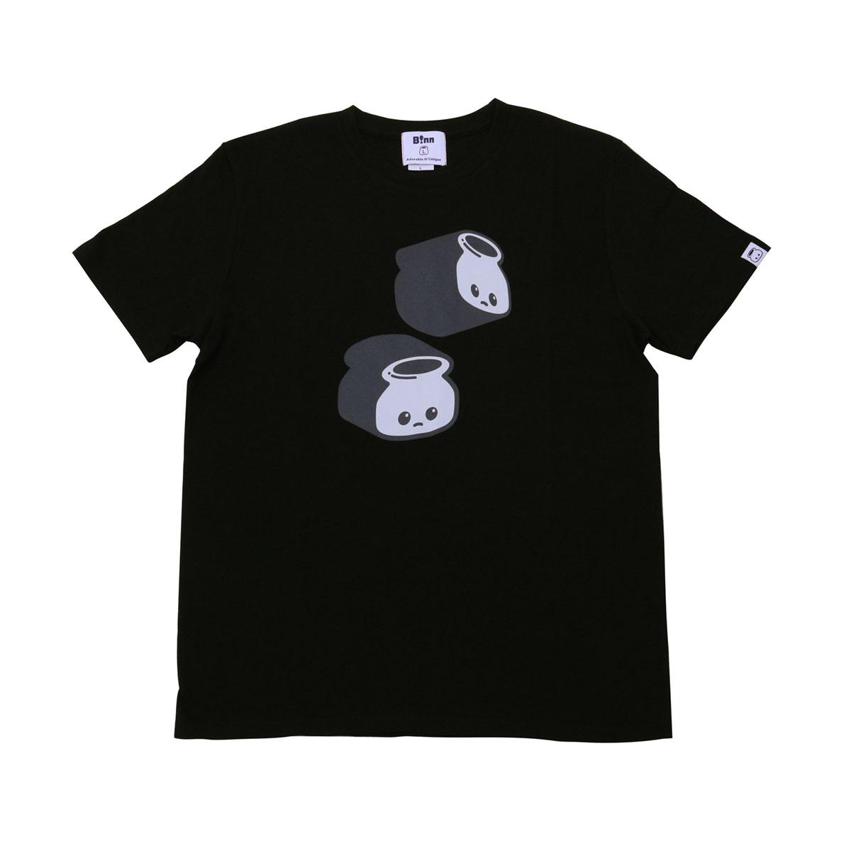 3D T-Shirts (Black)