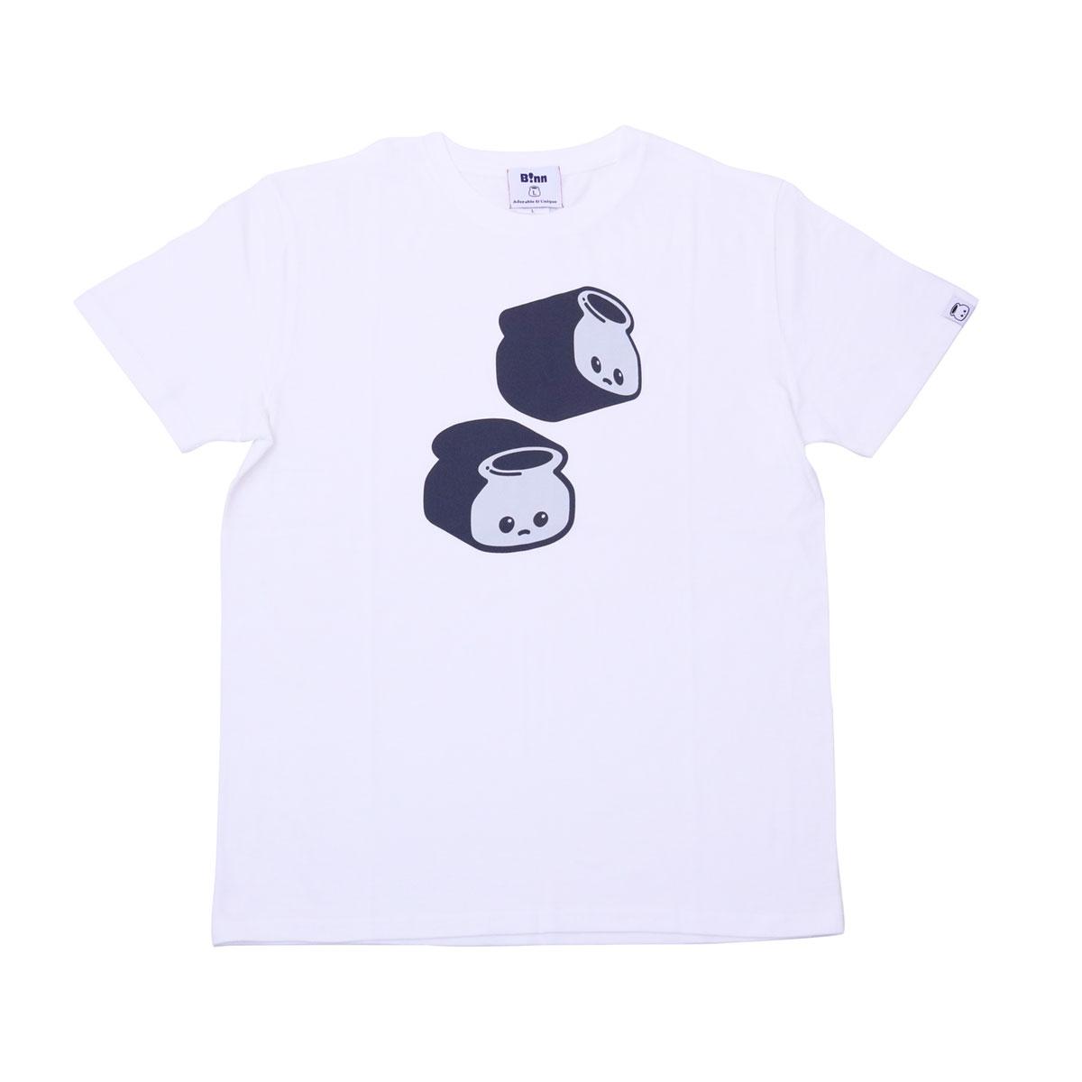 3D T-Shirts (White)