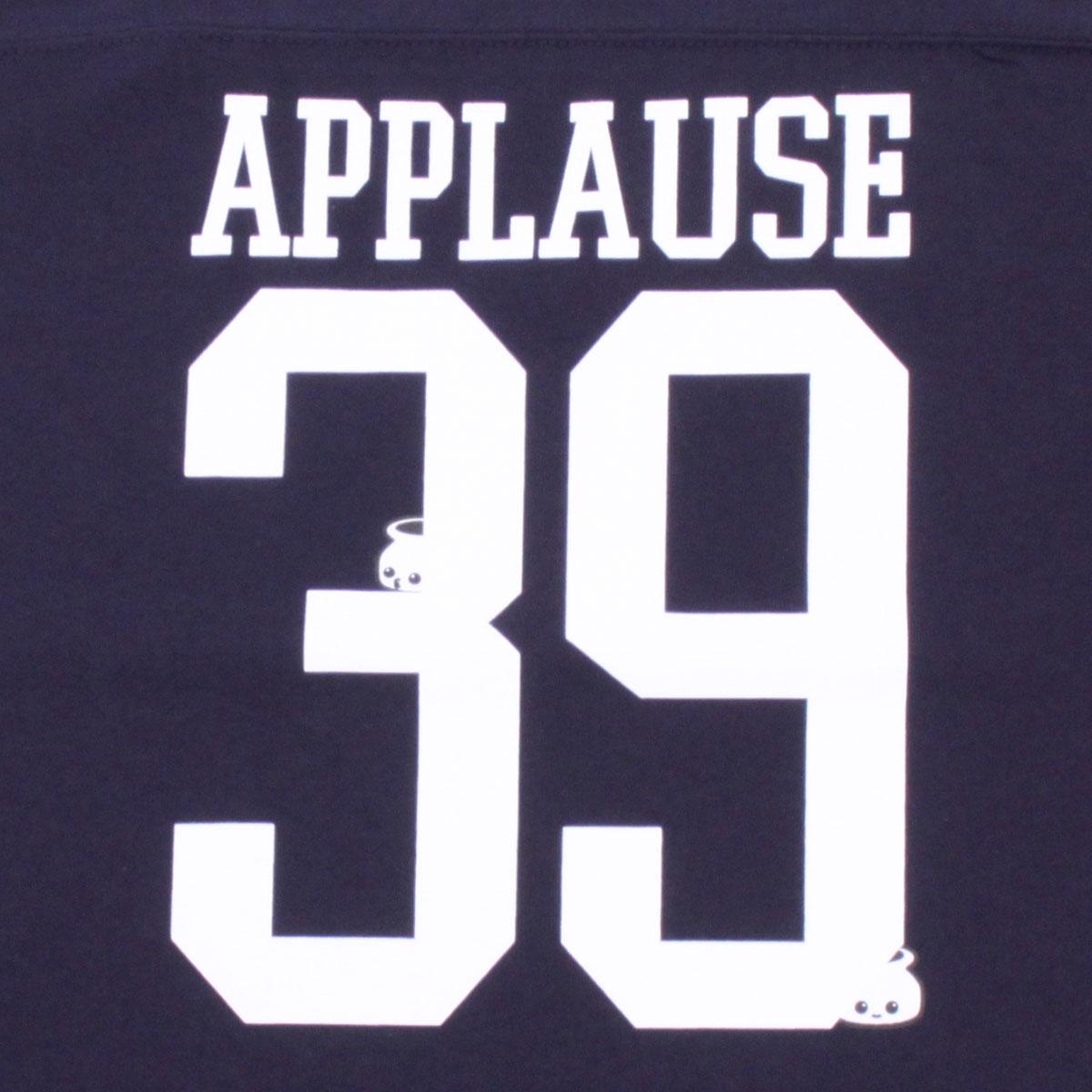 applause フットボールT(Navy)