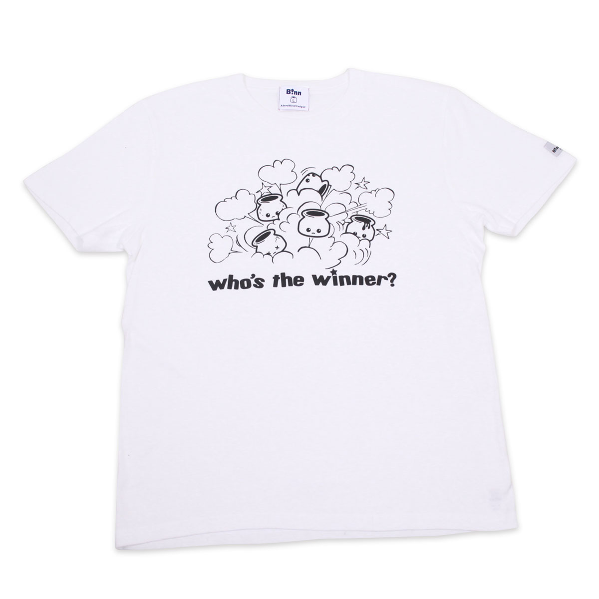 Who's the winner?(White)