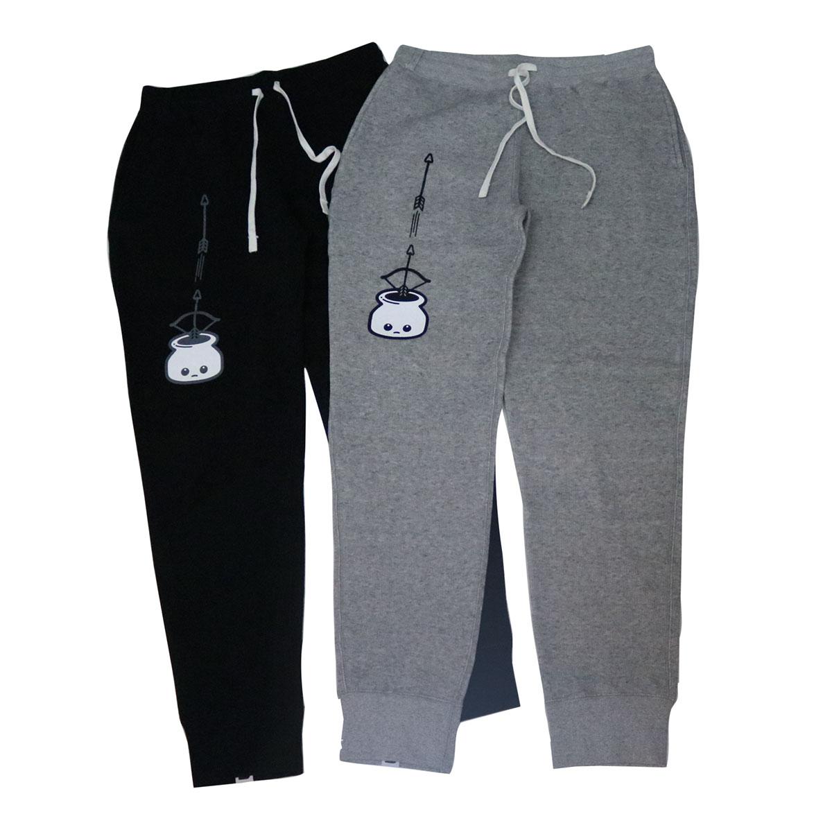 Target Sweatpants (Gray)