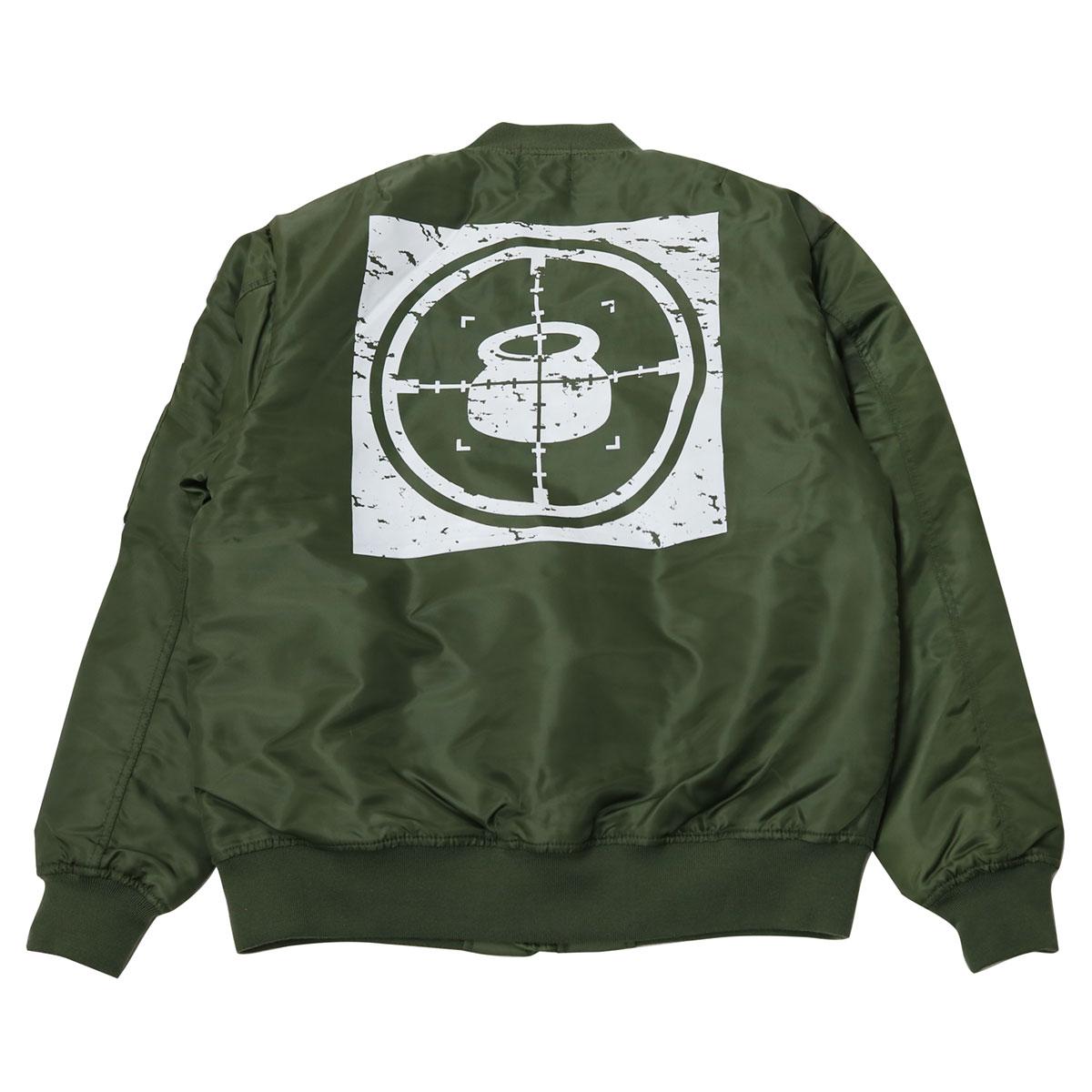 Scope Bomber JKT (Khaki)