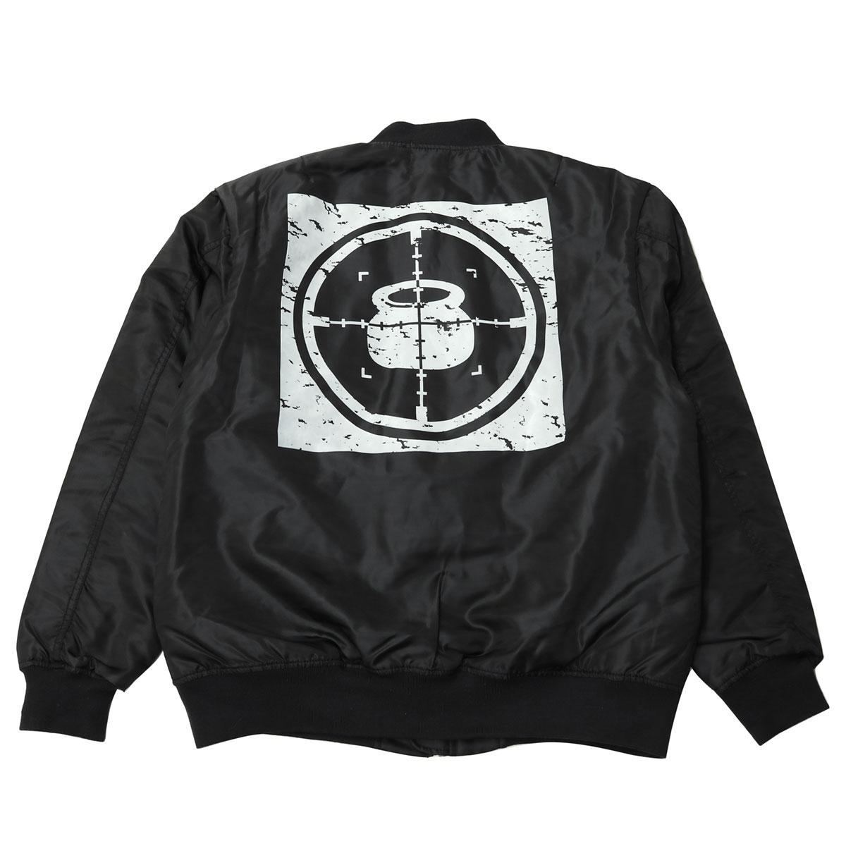 Scope Bomber JKT (Black)