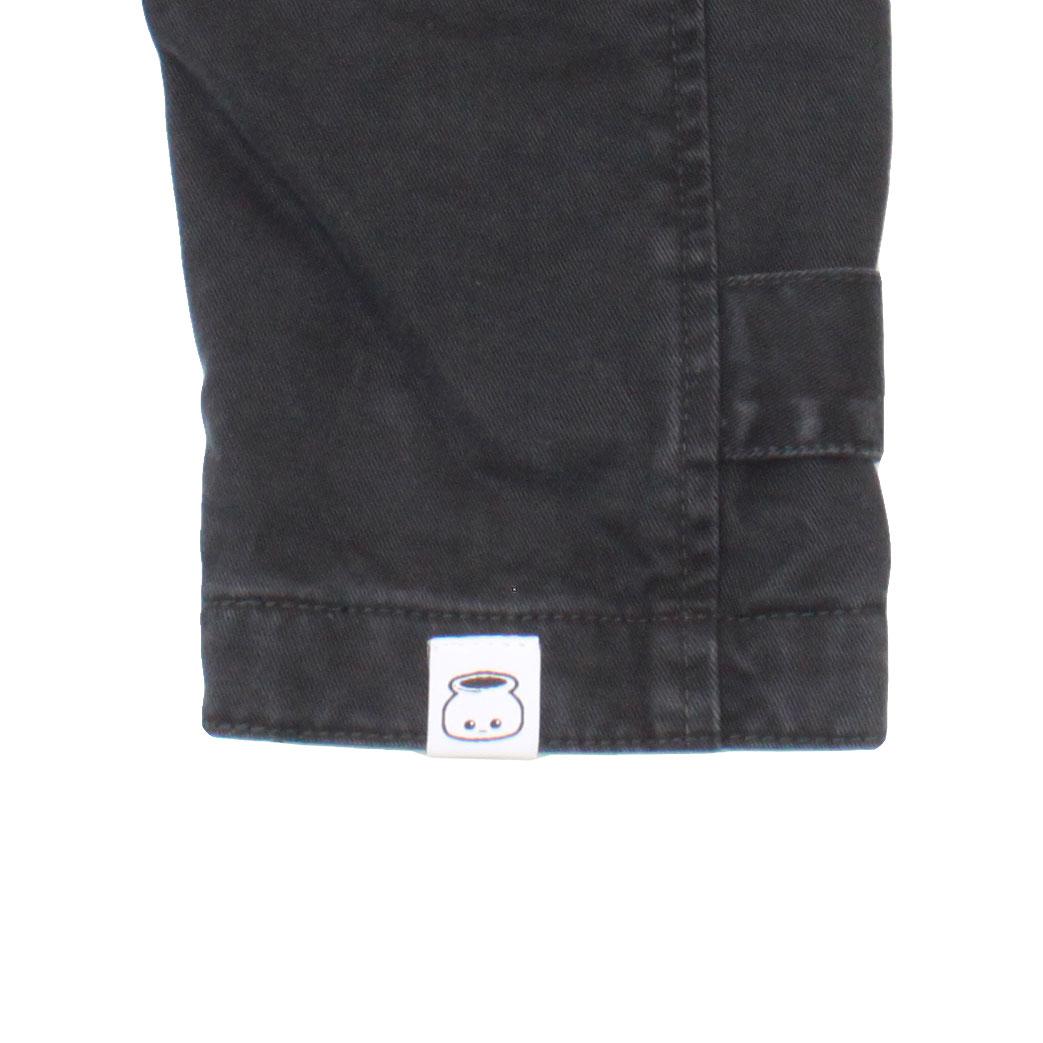 B!nn  ステンカラー Coat (Black)