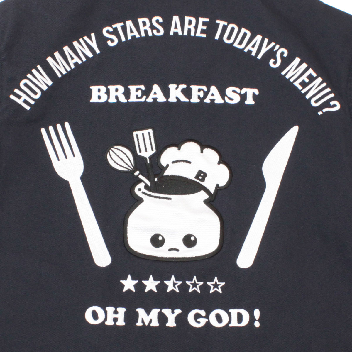 Breakfast JKT (Navy)