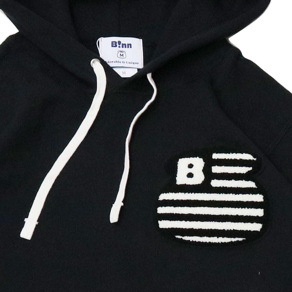 2TONE B!nn Hoodie (Black)