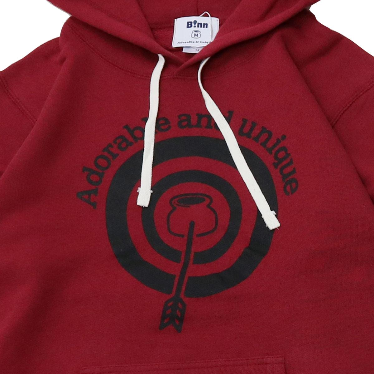 Target Hoodie (Red)