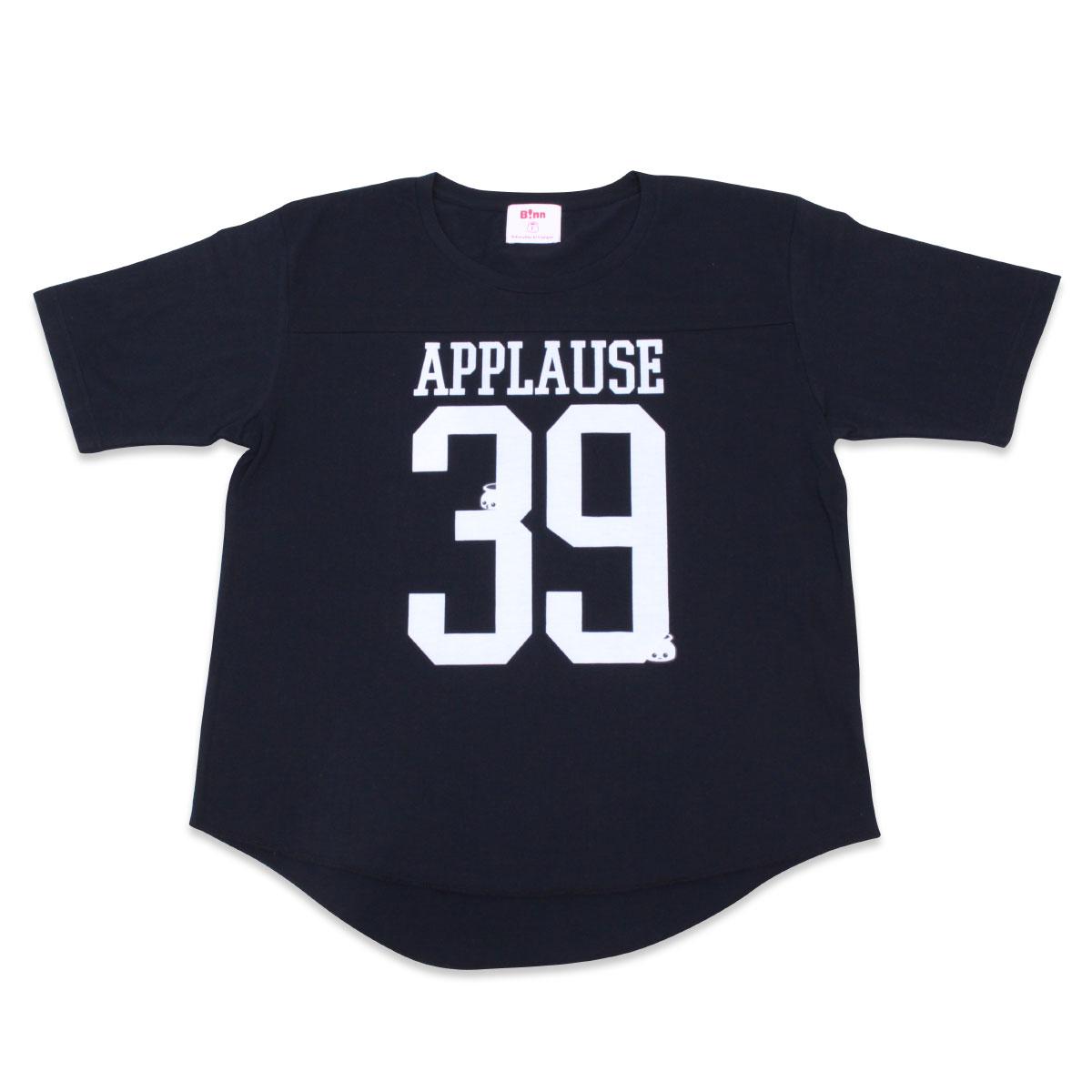 applause フットボールT(Black)