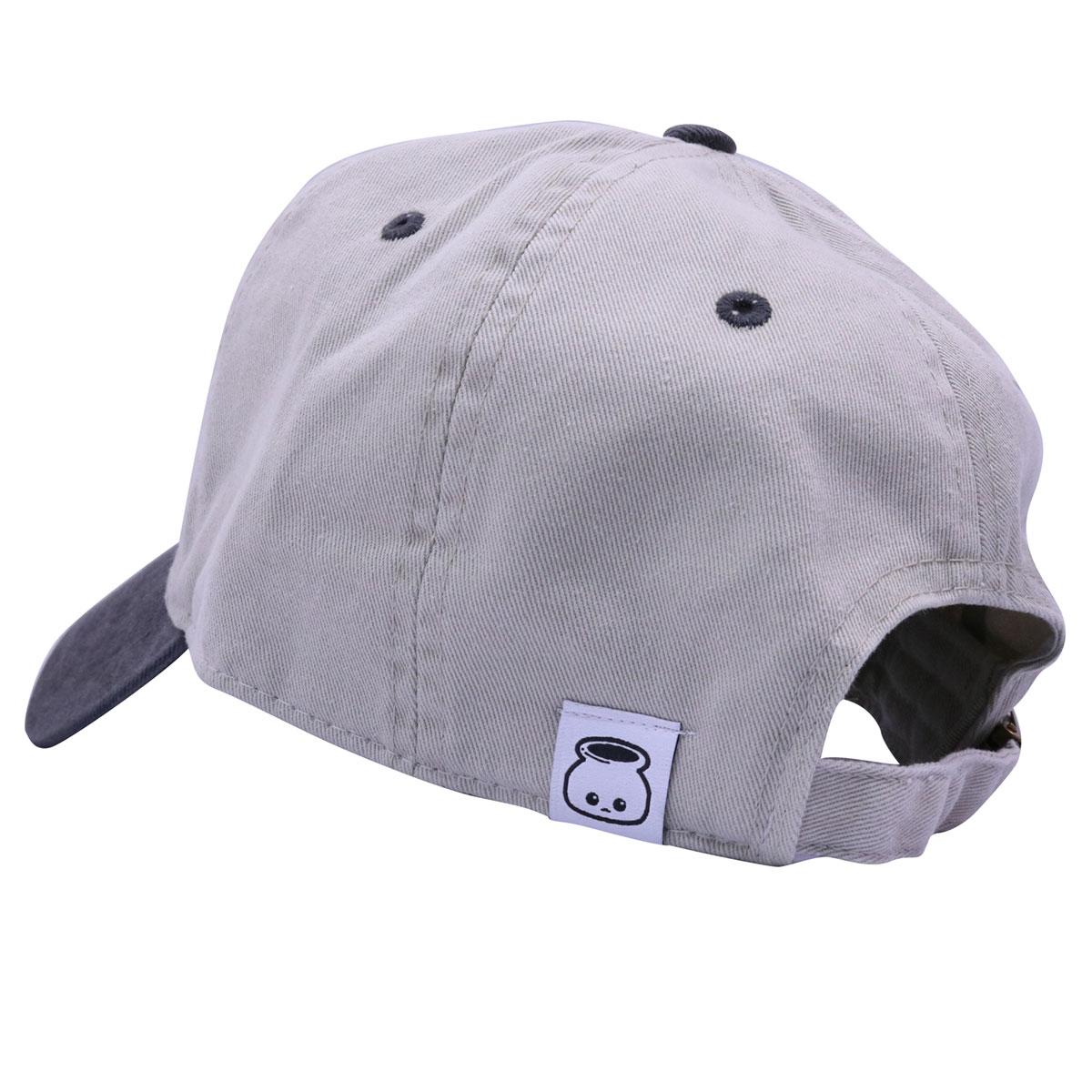 I CON Cap (Beige x Gray)