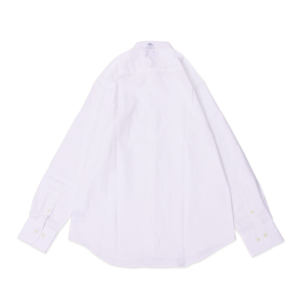 B!nn Oxford BD Shirts (White)