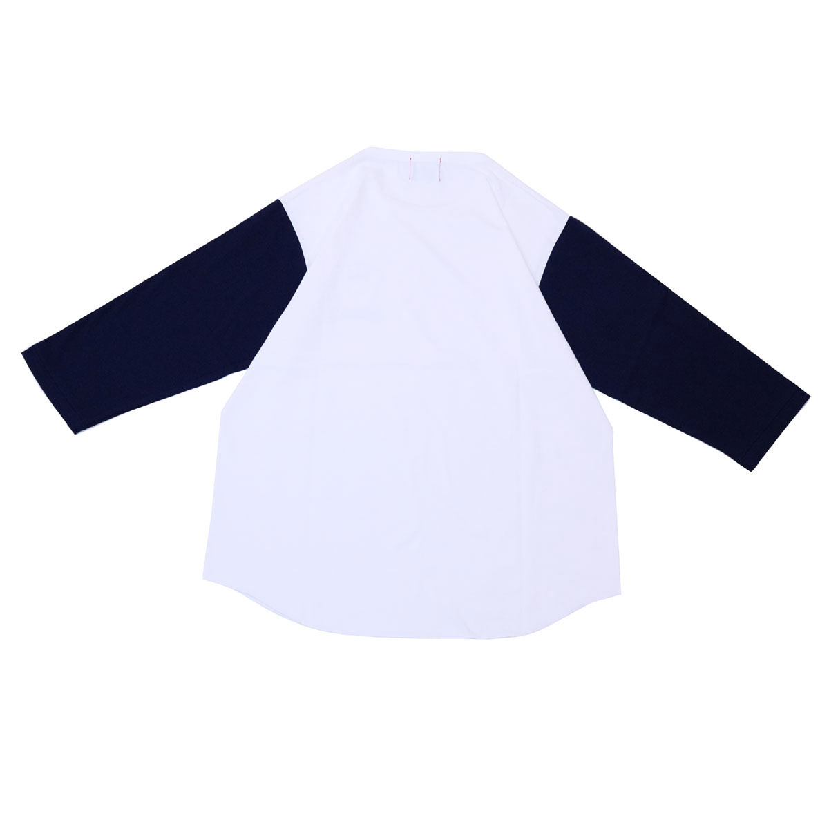 Baseball Glove T (White x Navy)
