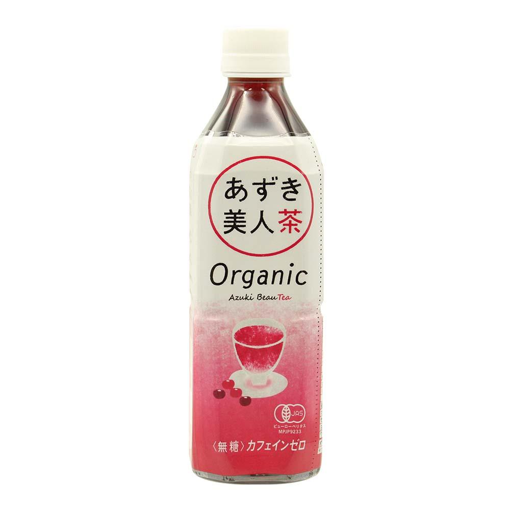 (遠藤製餡)オーガニックあずき美人茶500mlx24本入
