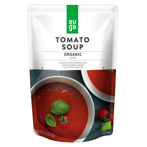 AUGAオーガニックトマトスープ 400g