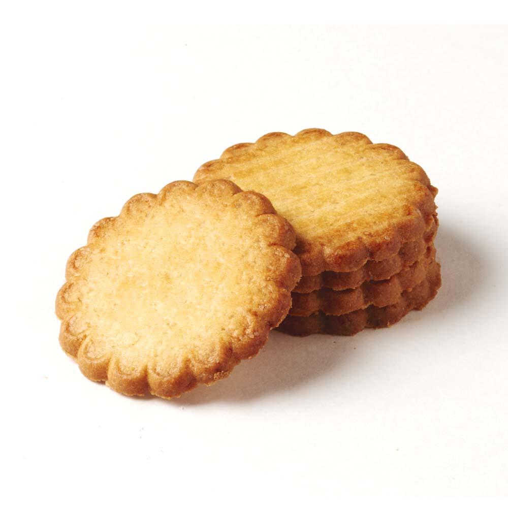 フランス産バタービスケット2種セット(プレーン・そば粉)