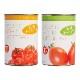 オーガニックトマト2種セット (ホール缶・ダイス缶)