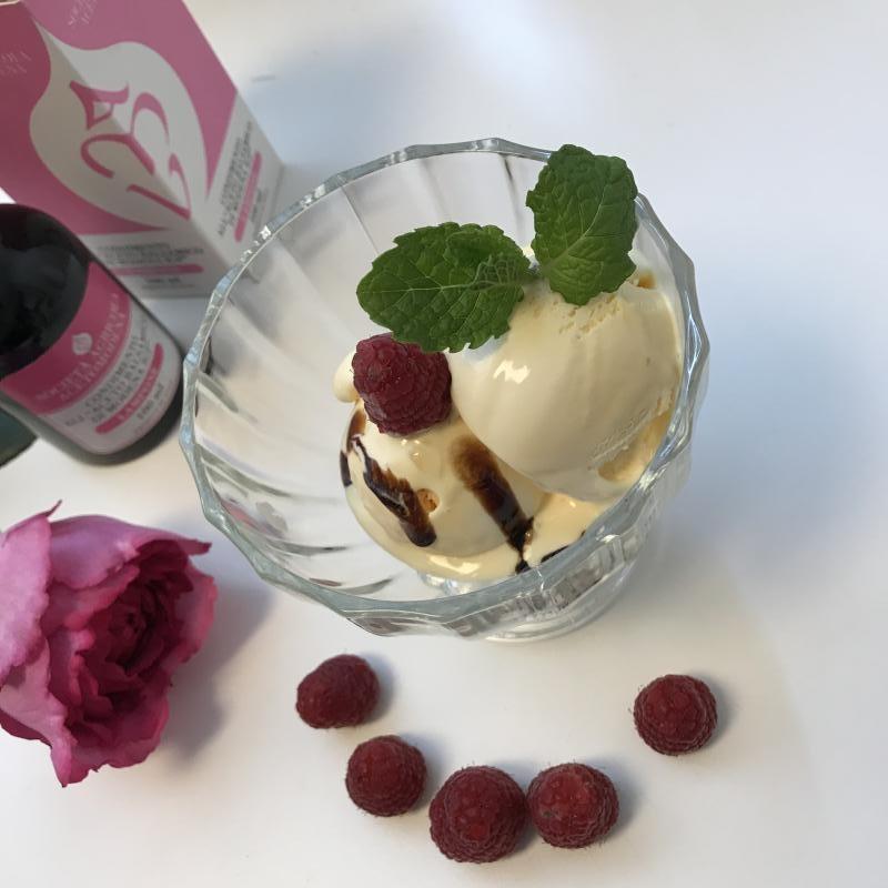 デザートに[お好きな2本を選べる!果汁&フレーバー入り100ml]バルサミコ酢セット