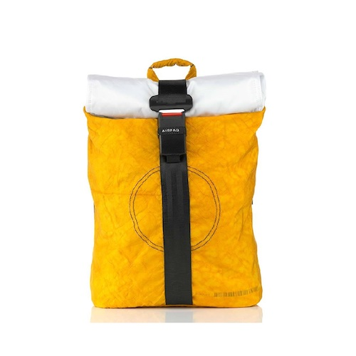 【AIRPAQ】A3-BP2-YELLOW  Backpack classic