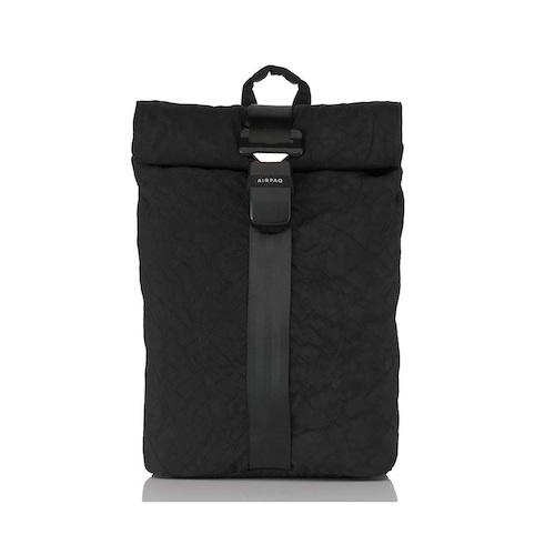 【AIRPAQ】A3-BP2-UC-BLACK Backpack unicolor