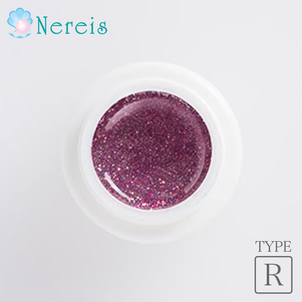 Nereis カラージェルネイル ピンクシャワー 4g(R003)
