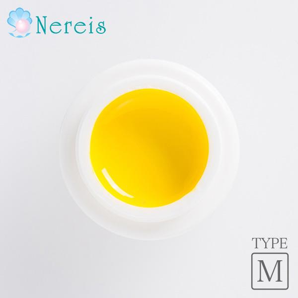 Nereis カラー ジェルネイル イエロー 4g(MT004)