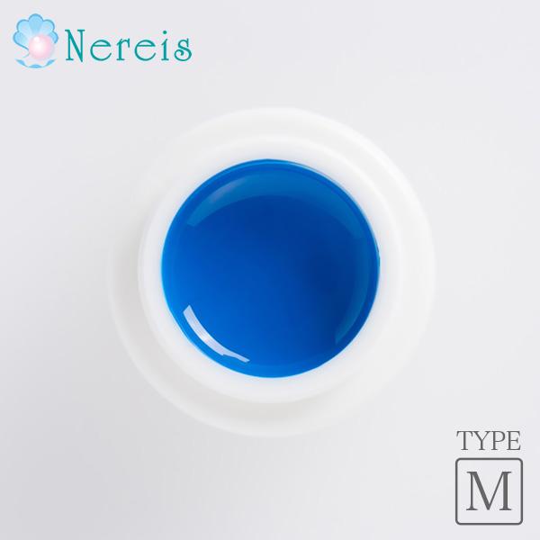 Nereis カラージェルネイル ブルー 4g(MT005)