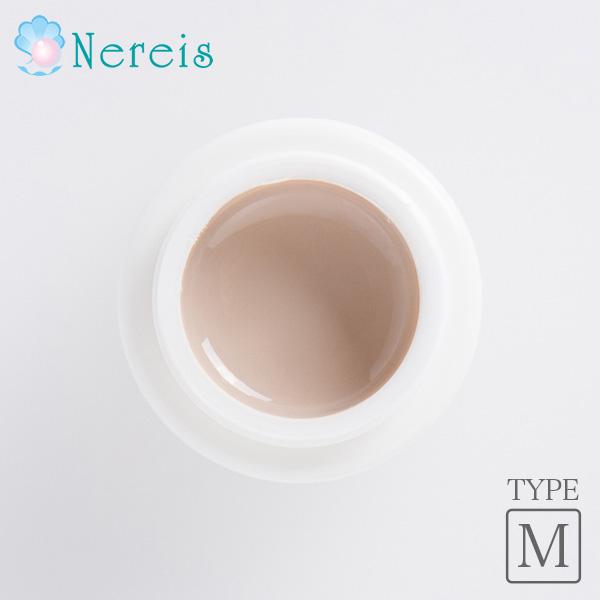 Nereis カラー ジェルネイル エクリュ・ベージュ 4g(MT012)