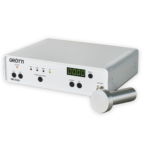 GROTTI(グロッティ)近赤外線 音響振動 美容機器