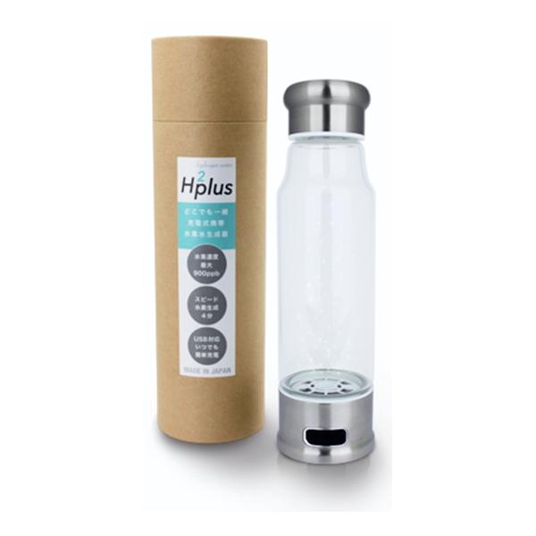 携帯型水素水生成器H2plus