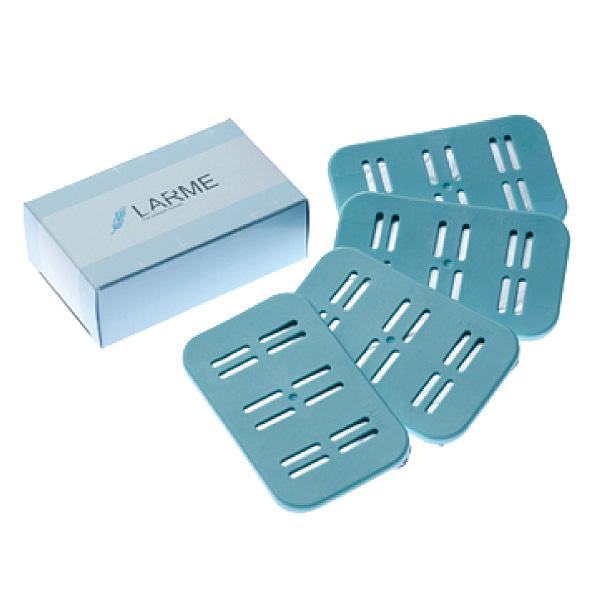 <タオル芳香剤>LARME(ラルム) リナリルアセテート 4シート