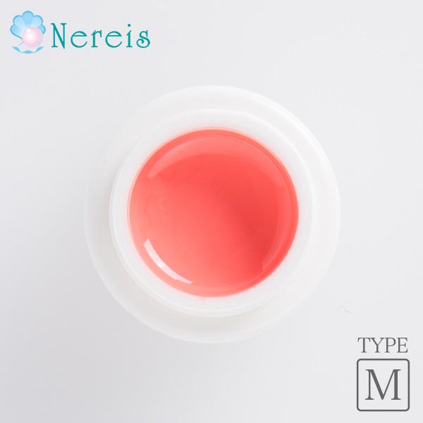 Nereis カラー ジェルネイル コーラルシュリンプ 4g(MT018)