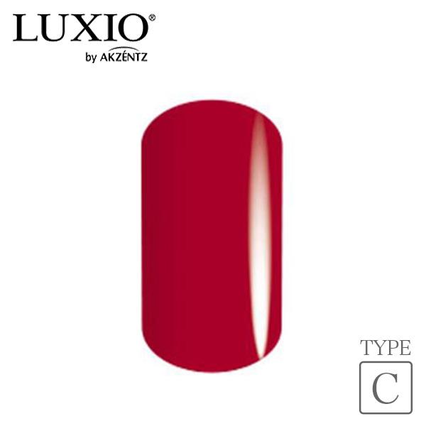LUXIO ラクシオ ジェルネイルカラー UV/LED ルビー GC061