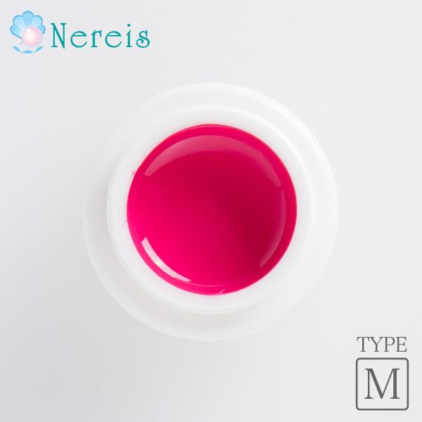 Nereis カラー ジェルネイル カメリア 4g(MT026)