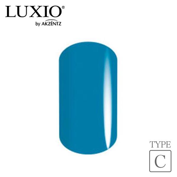 LUXIO ラクシオ ジェルネイルカラー UV/LED ピーコック GC107